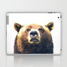 Bear portrait Laptop & iPad Skin
