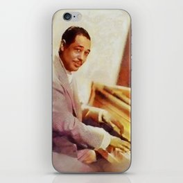Duke Ellington, Music Legend iPhone Skin