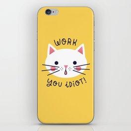 Bossy Cat iPhone Skin