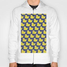 Ducky tie pattern Hoody