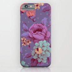 Hopeless Romantic - lavender version Slim Case iPhone 6