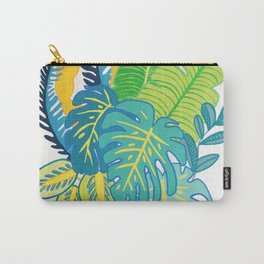 Green selva Carry-All Pouch