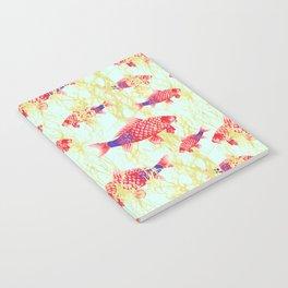 Carpe Diem  with Seaweed Notebook
