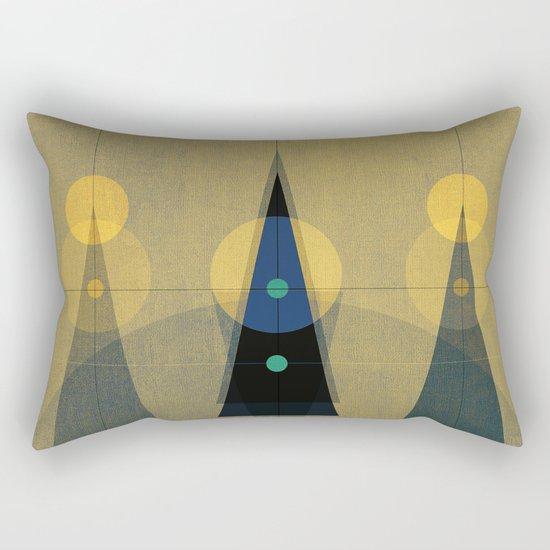 Geometric/Abstract 18 Rectangular Pillow