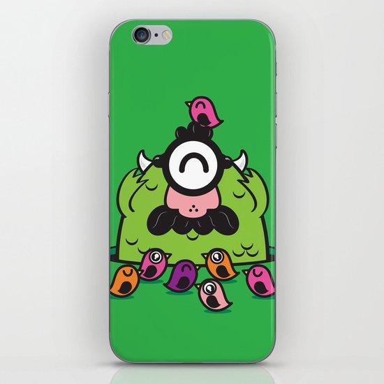 Chameleonster iPhone & iPod Skin