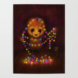Tangled Mess (Forever Halloween Collection) Poster