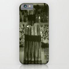 Sleep like a log iPhone 6s Slim Case