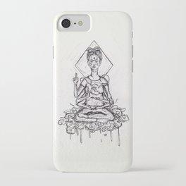Aggran La Frida Kahlo iPhone Case