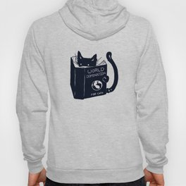 World Domination For Cats Hoodie