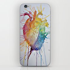 Graffiti Heart iPhone & iPod Skin