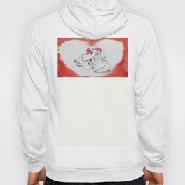The Ending to a Canadian Love Story Hoody