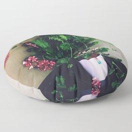 Flower R2 Floor Pillow