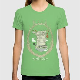 Floating Aimlessly T-shirt