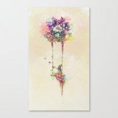After a Dream Canvas Print