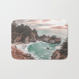 Big Sur California Bath Mat