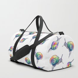 Thirsty Snails Duffle Bag
