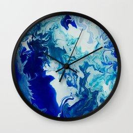 Divine Whispers Wall Clock