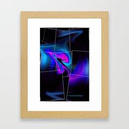 """""""Piecing Love Together"""" Print Framed Art Print"""