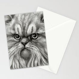 Persian Cat SK072 Stationery Cards