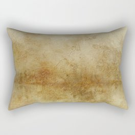 Antique Vintage Grunge Old Paper Distressed Paper Rectangular Pillow