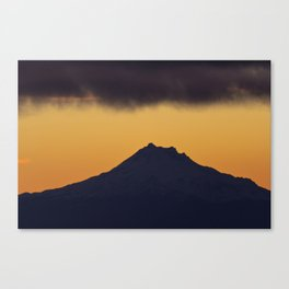 Mount Jefferson, Oregon Canvas Print