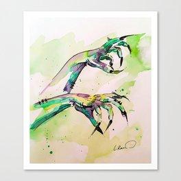 Wicked No. 1 Canvas Print