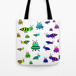Buzz Off Tote Bag