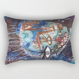 Two Sides Rectangular Pillow