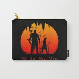 We Are Not Men Carry-All Pouch