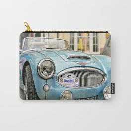 British Sports Car Carry-All Pouch