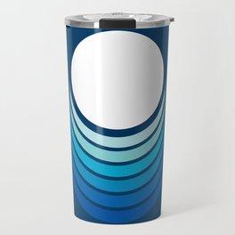 Ocean Crescent Travel Mug