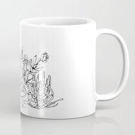 Succulent Group Coffee Mug