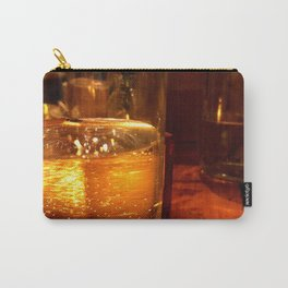 SPARKLING GOLDEN WATER Carry-All Pouch