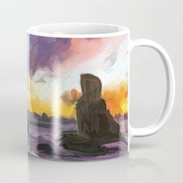 Skies at Sea Coffee Mug