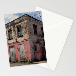 Neapolitan colours Stationery Cards