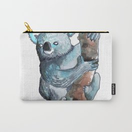 the koala awesome Carry-All Pouch