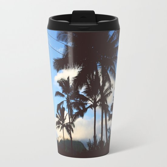 Cali Palms Travel Mug