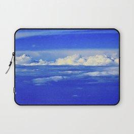 Sky Clouds Horizon Laptop Sleeve