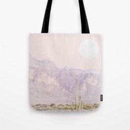 Desert Dreams Tote Bag