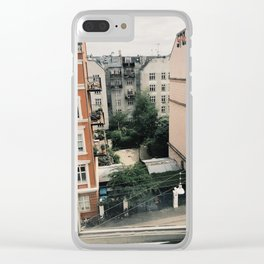 Vesterbro Window Clear iPhone Case