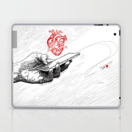And I'll send all my loving to you Laptop & iPad Skin