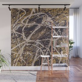 Verness painting Wall Mural
