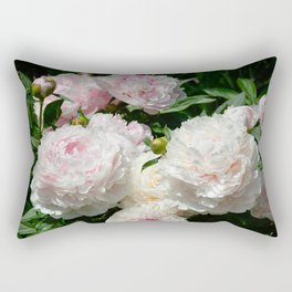 Peony Bunch by Teresa Thompson Rectangular Pillow