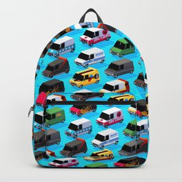 Secret life of Vans Backpack