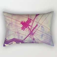 Wires Rectangular Pillow