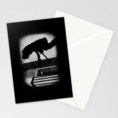 Die Toilette (in German) Stationery Cards