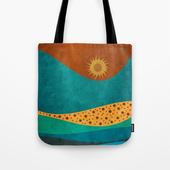 color under the sun (II) Tote Bag