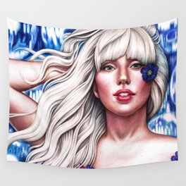 Mother Monster O2 Wall Tapestry