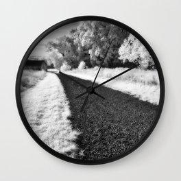 Escape Place Wall Clock
