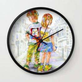 Pop Kids vol.10 Wall Clock
